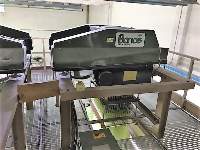BONAS jacquard BLJ II