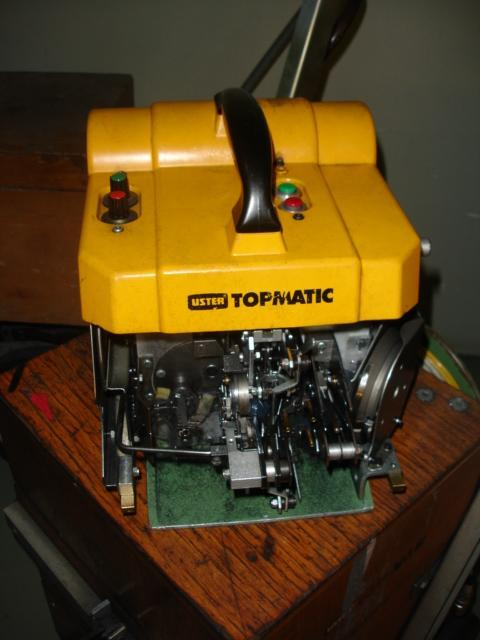 USTER TOPMATIC TMP